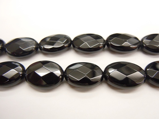 Black Agate Dyed