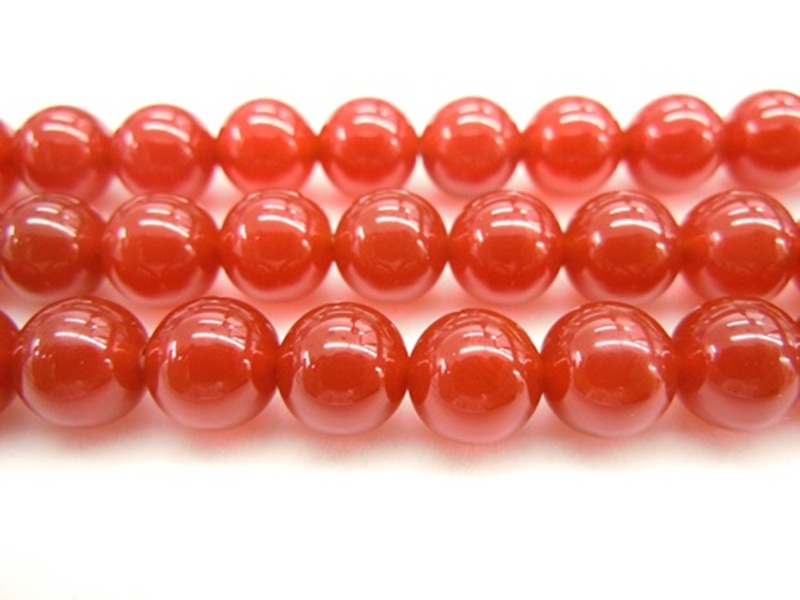 Red Agate Orange