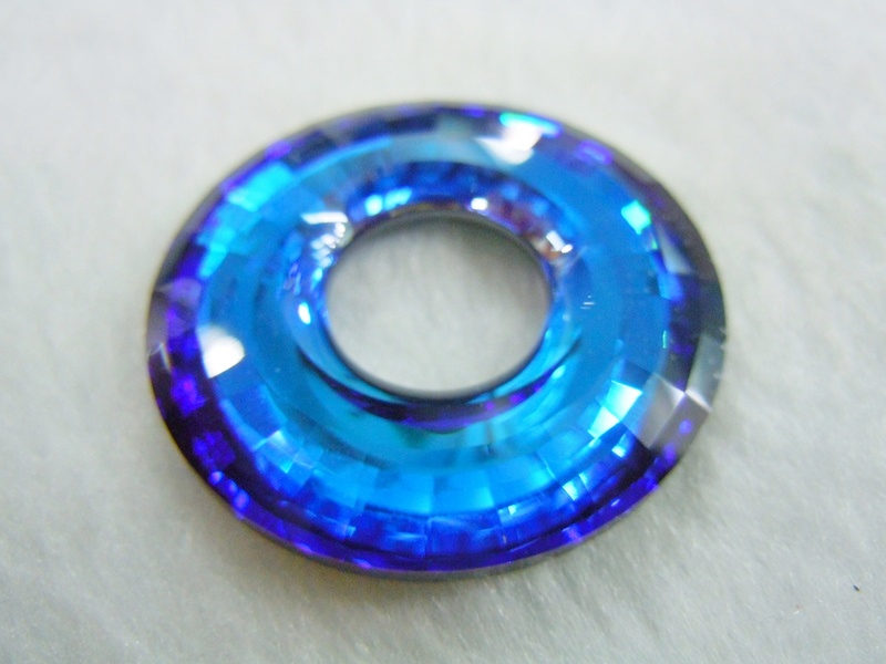 Swarovski Crystal Deep Blue