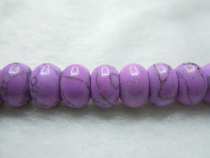 Purple Howlite