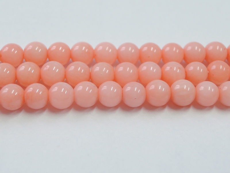 Pink Coral Dyed