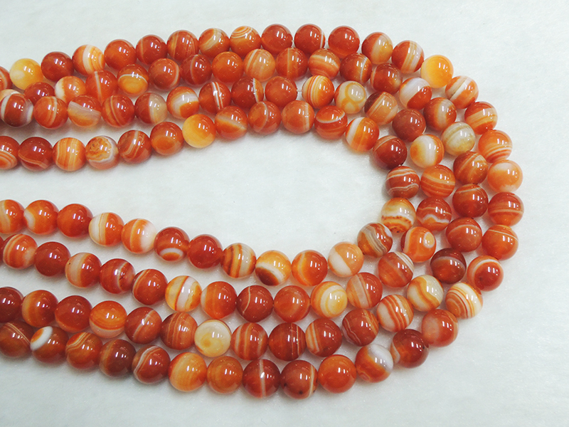 Red Line Agate